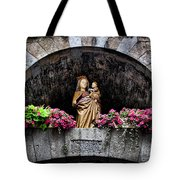 Madonna And Child Arch Tote Bag