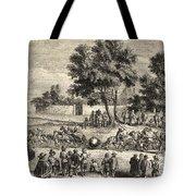 Magdeburg Hemispheres, 17th Century Tote Bag