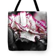 Magenta Carnation Tote Bag
