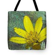 Magic Fern Flower 02 Tote Bag