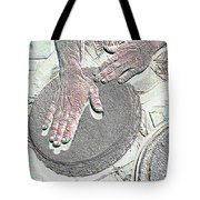 Magic Hands Tote Bag