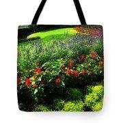 Magic Kingdom Garden Tote Bag