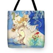 Magic Of Spring Tote Bag