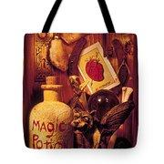 Magic Things Tote Bag by Garry Gay