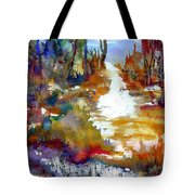 Magic Trail Tote Bag