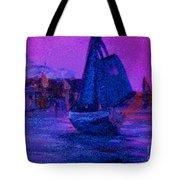 Magic Voyage Tote Bag