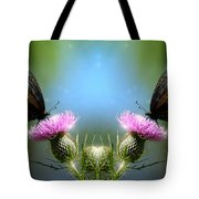 Magical Butterflies Tote Bag