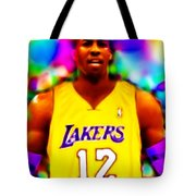 Magical Dwight Howard Laker Tote Bag
