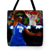 Magical Dwight Howard Tote Bag by Paul Van Scott