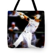 Magical Oriole Tote Bag by Paul Van Scott