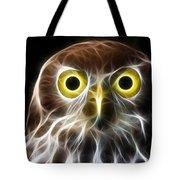 Magical Owl Tote Bag