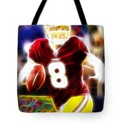 Magical Rex Grossman Tote Bag