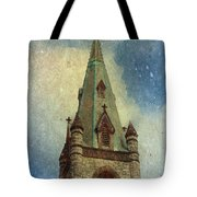 Magical Things Happen Here Tote Bag