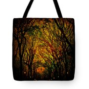 Magick Mall Tote Bag by Chris Lord