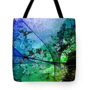 Magnification 2 Tote Bag