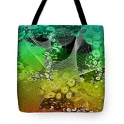 Magnification 3 Tote Bag
