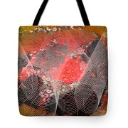 Magnification 4 Tote Bag by Angelina Vick