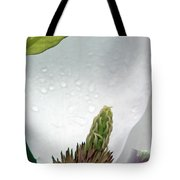 Magnolia Exposed  Tote Bag