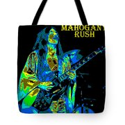 Mahogany Rush Seattle 1978 B Tote Bag