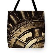 Main Generator Wheel Tote Bag