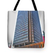 Main Place Tower Tote Bag