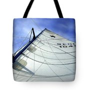 Main Sail Tote Bag
