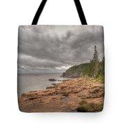 Maine Coastline. Acadia National Park Tote Bag