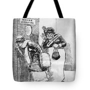 Maine: Womens Suffrage Tote Bag