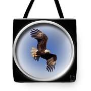 Majestic Flight Tote Bag