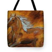 Majestic Freedom IIi Tote Bag