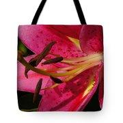 Major Big Bloom Tote Bag