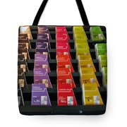 Make Your Choice. All Colors All Tastes. Tote Bag