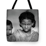 Malagasy Children Tote Bag