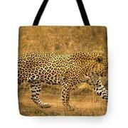 Male Leopard Tote Bag