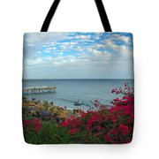 Malibu Beauty Tote Bag
