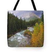 Maligne River Tote Bag