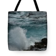 Maliko Point Maui Hawaii Tote Bag