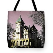 Mallory-neely Victorian Village Memphis Tote Bag