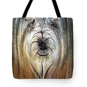 Briard Shepherd And Butterfly Tote Bag