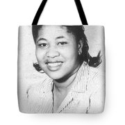 Mama Back In The Day Tote Bag