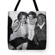 Mama Chris Mormor Colette Og Fufar Tote Bag