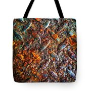 Man Made Trees Tote Bag by Empty Wall