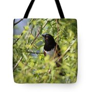Man Of The Willows Tote Bag