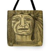 Man Of Wisdom - D Tote Bag