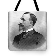 Man With Goatee, 1896 Tote Bag