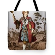 Man With Surgical Equipment Tote Bag
