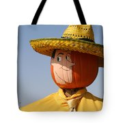 Man With The Yellow Hat Tote Bag
