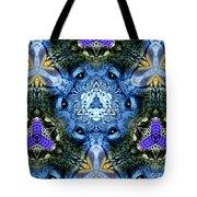 Mandala Animal Wisdom Tote Bag