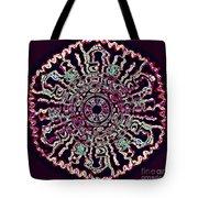 Mandala Fluid Emotions Tote Bag