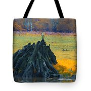 Mangrove Lookout Tote Bag